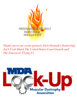 Vancouver MDA Lock-Up 8-28-2012